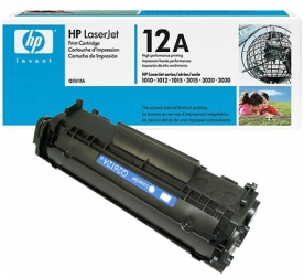 Cartridge HP 12A