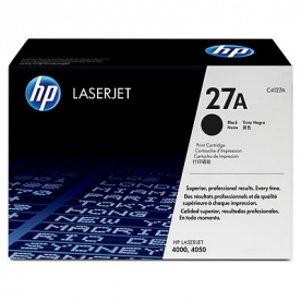 Cartridge HP 27A